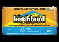 Kirchland Декоративная штукатурка DecoPlast 25 кг