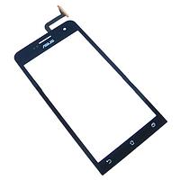 Сенсор (тач скрин) ASUS ZenFone 5 T00F T00J A500KL, A501CG, A502CG black