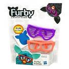 Очки для FURBY (оранжевые и фиолетовые), фото 2