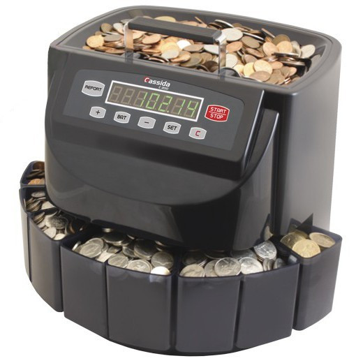 Счетчики монет