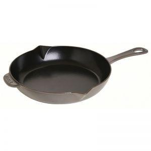 Сковорода Staub 26 cм серая 1222618