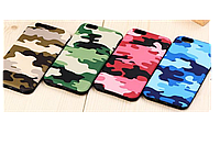 Чехол для iPhone 6/6S - HPG Camouflage TPU series, (разные цвета)