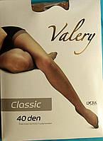 Колготки женские 40 ден Valeri, разные цвета