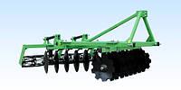 Борона на трактор дисковая 2 м. 2 секции Bomet