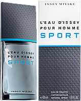 ISSEY MIYAKE L'EAU D'ISSEY SPORT POUR HOMME EDT 50 ml spray М