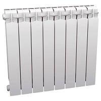Алюминиевый радиатор  Sira Smeraldo H.500