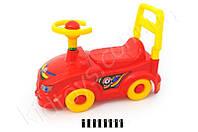 Машинка-каталка детская 002