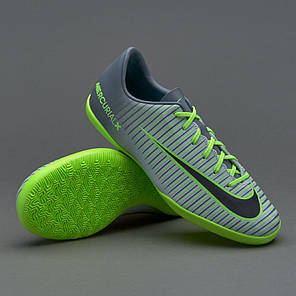Футзалки Nike Kids Mercurial Vapor XI IC 831947-003 (Оригинал), фото 2