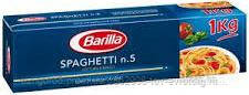 Спагетти Barilla Spaghetti n.5   1 кг.