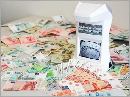 Детекторы банкнот и ценных бумаг