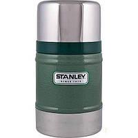 Термос пищевой Stanley Classic 0.5 Л зеленый