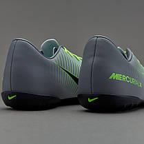 Сороконожки Nike Kids Mercurial Vapor XI TF 831949-003 (Оригинал), фото 3