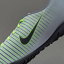Сороконожки Nike Kids Mercurial Vapor XI TF 831949-003 (Оригинал), фото 2