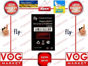 Аккумулятор Fly BL6411 (DS107D) Оригинал , фото 2