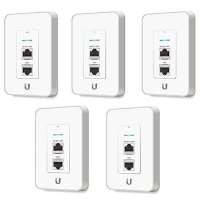 Ubiquiti UniFi AP In-Wall 5-pack
