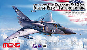 Самолет F-106A Delta Dart 1/72 MENS DS-006