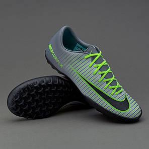 Сороконожки Nike Mercurial Victory VI TF 831968-003 Найк Меркуриал (Оригинал), фото 2