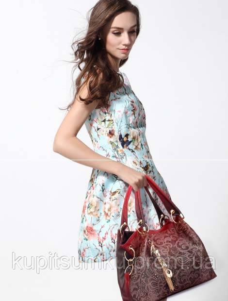 Красивая сумка-мешок. Удобная сумка. Заметная и интересная сумка. Недорогая сумка.