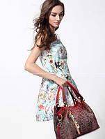 Красивая сумка-мешок. Удобная сумка. Заметная и интересная сумка. Недорогая сумка., фото 1