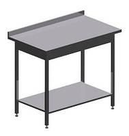В наличии  стол с бортом и полкой 1900х600х850