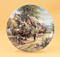 Тарелка коллекционная, WEDGWOOD, Англия, 1992 год