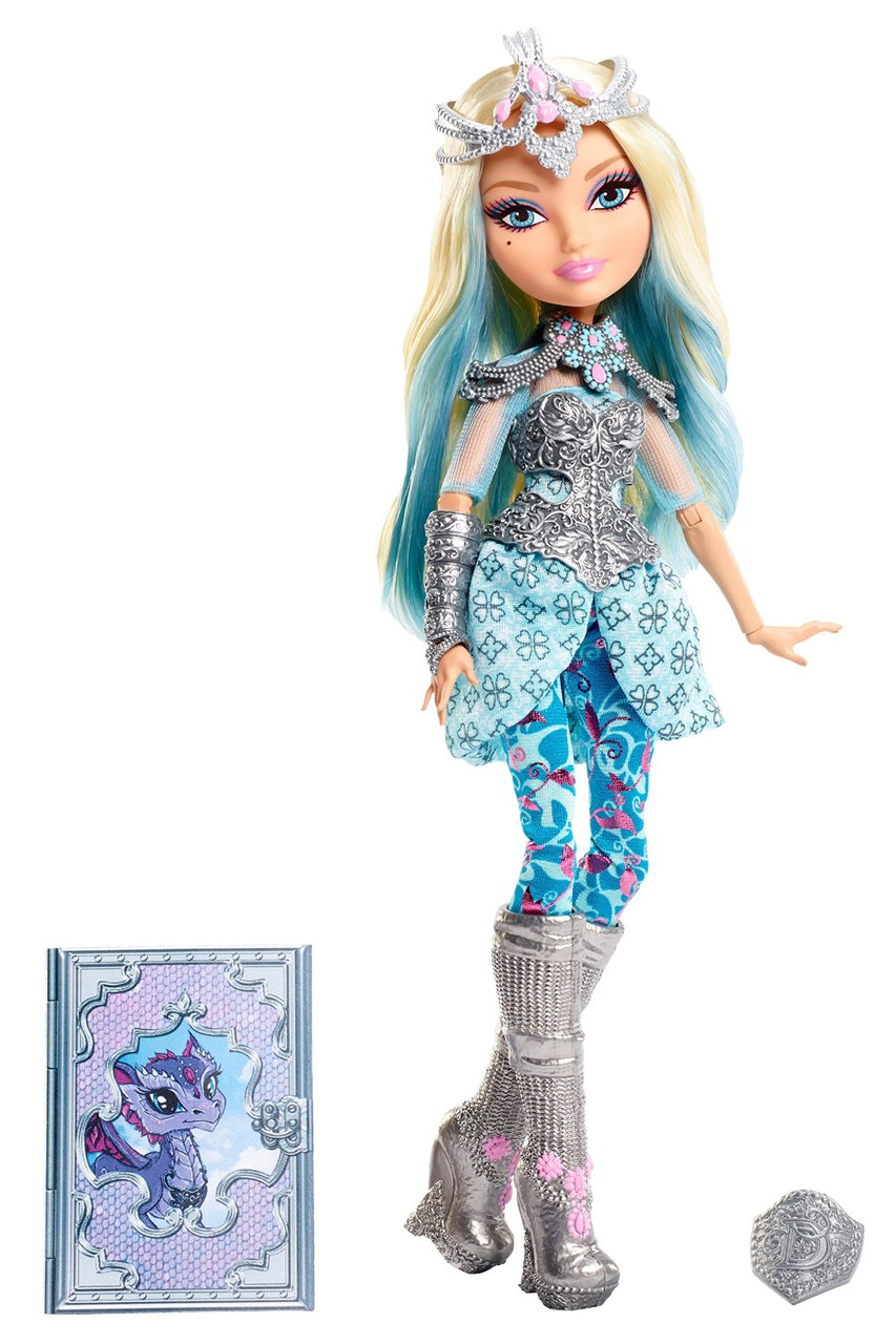 Кукла Mattel Ever After High Дарлинг Чарминг Игры Драконов  Darling Charming