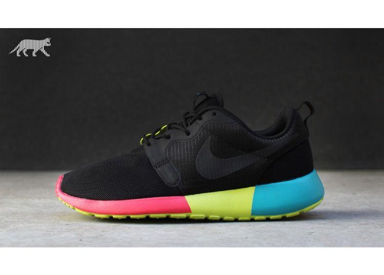 Кроссовки мужские Nike Roshe Run Hyperfuse / RRM-266 (Реплика)