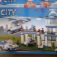 Детский конструктор полицейский участок 81009