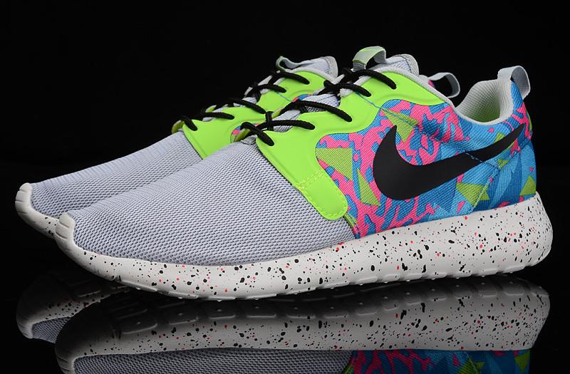 Кроссовки мужские Nike Roshe Run Hyperfuse / RRM-269 (Реплика)