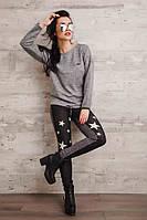 Модные приталенные штанишки