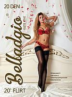 Женские чулки Belladgio Flirt 20 ден