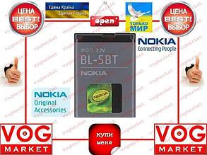 Аккумулятор Nokia BL-5BT Оригинал , фото 2