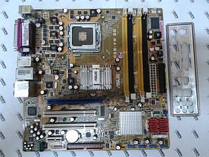 Материнская плата ASUS P5E-VM DO Socket 775, фото 2