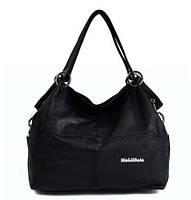 "Женская сумка ""WeidiPolo"" Черный, Да"