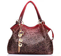 Красивая сумка-мешок. Удобная сумка. Заметная и интересная сумка. Недорогая сумка. 16.0, Да, Да, Красный