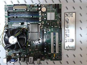 МП INTEL DG33BU S775 +CPU Pentium E7200 +ОЗУ 4GB