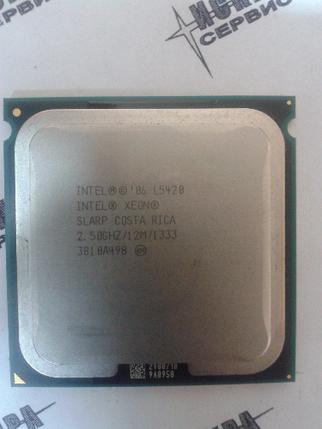 Intel XEON L5420 2.50GHz/12M/1333 4-ядра s771/775, фото 2