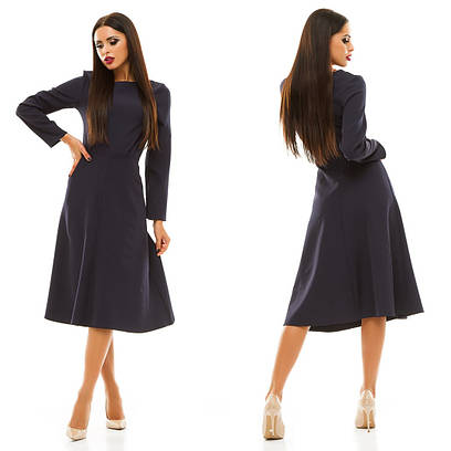 Женское платье №63-127