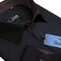 Темная рубашка для мужчин