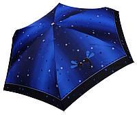 Женский зонт Zest МИНИ Точка с запятой ( механика, 5 сложений ) арт. 55526-18