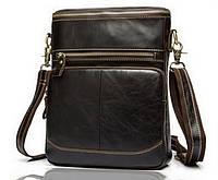 Сумка через плечо, Кожаная сумка. ZEFIR IS9005V