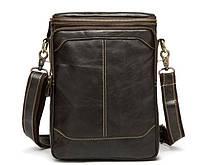 Сумка через плечо, Кожаная сумка. ZEFIR IS9007V, фото 1