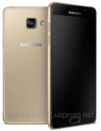 Смартфон Samsung Galaxy A5 A510F Gold ' ' ' ' ', фото 2