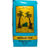 Чай Чай черный крупнолистовой  Goran-Tee Bagdad  0,5 кг