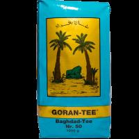 Чай черный крупнолистовой Goran-Tee Bagdad  1 кг