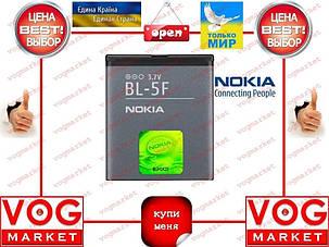 Аккумулятор Nokia BL-5F , фото 2