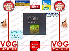 Аккумулятор Nokia BP-6M Оригинал , фото 2