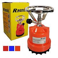 Походная газовая плита Rsonic RS-3808 Без балона