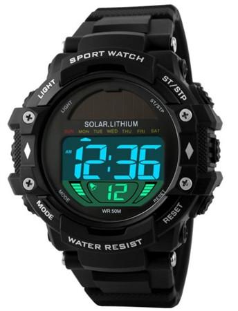 Часы наручные Skmei 1129 black