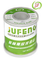 Припой JF-Solder Jufang 0.5mm, Sn63Pb37, 100гр